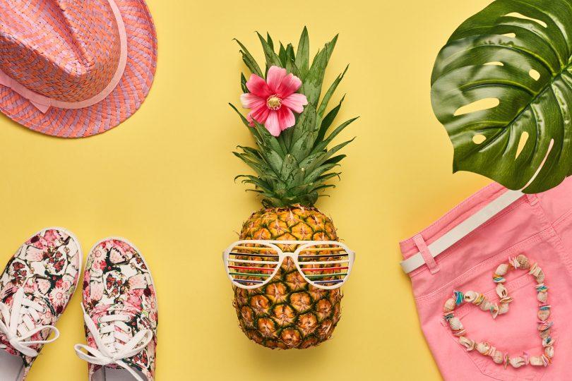 trend tutti i frutti estate 2017. Frutta nelle stampe haute couture.