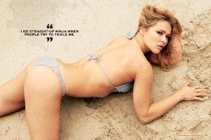 Le foto hot che svelano il lato umano di Ronda Rousey