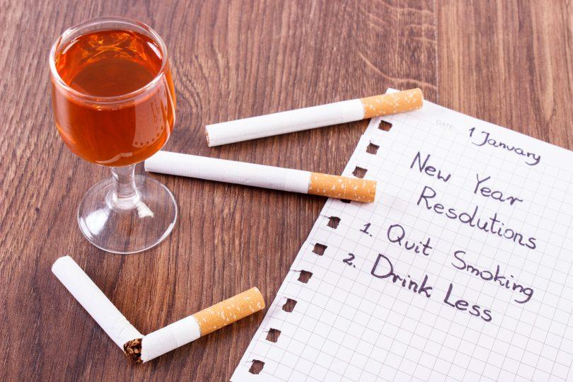 alcol e fumo