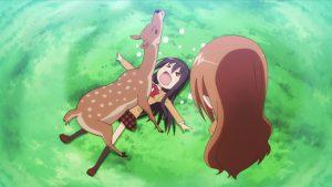 Sono Giapponese! Lesson 30. I cervi giapponesi sono come essere divino che attacca chi li nutre. Ma che, sono impazziti?!
