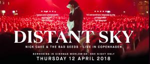 Data unica: 12 Aprile per vedere live Distant Sky Nick Cave e The Bad Seeds