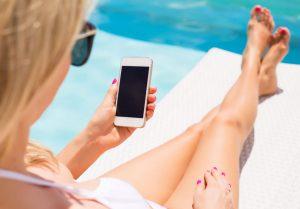 In questo hotel ti obbligano a spegnere lo smartphone in vacanza