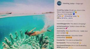 Le condivisioni di una vita fantastica emozionante ma quasi mai reale: la sirena di Instagram