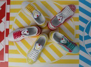 Scarpe V design: lusso intelligente per Millennial dal cucchiaio di legno