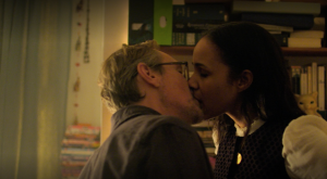 Un frame del trailer di Netflix Wanderlust