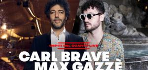Posso testo Carl Brave feat Max Gazzè: un after party no-sense alla romana