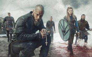 Vikings 5 serie tv: la terribile vendetta dei figli di Ragnar Lothbrock