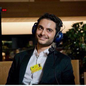 Antonio Megalizzi: un giornalista radio, un millennial sorridente