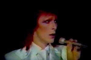 David Bowie su Youtube