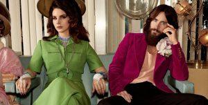 Gucci Guilty campagna 2019: un viaggio nell'America criminale-romantica