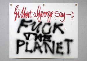 La collezione Supreme 2019 contro la neocensura con i nonnetti Gilbert&George