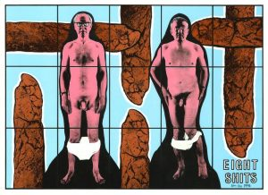 The Naked Shit Picture di Gilbert & George