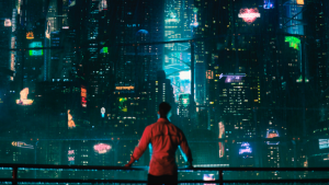 Altered Carbon serie tv di Netflix e la sua angosciante immortalità