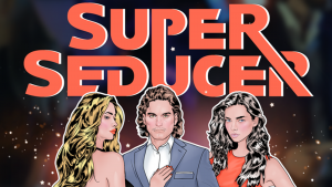 La cover del gioco Super Seducer