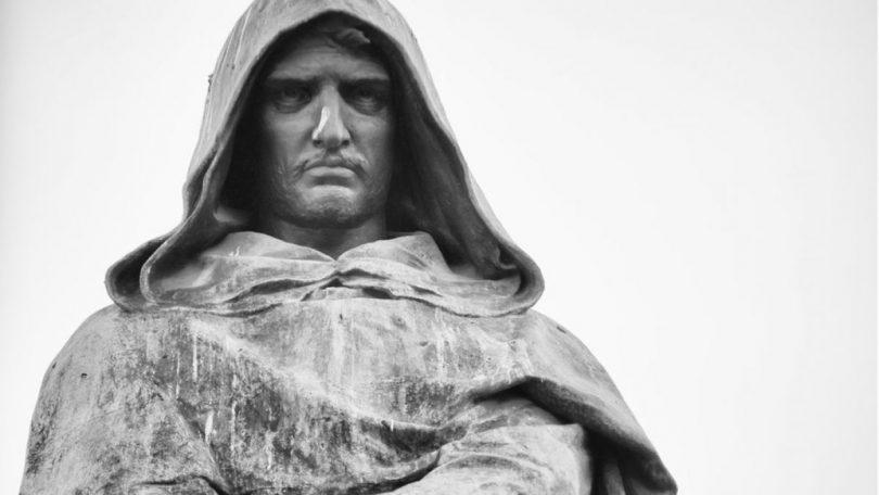 Busto di Giordano Bruno