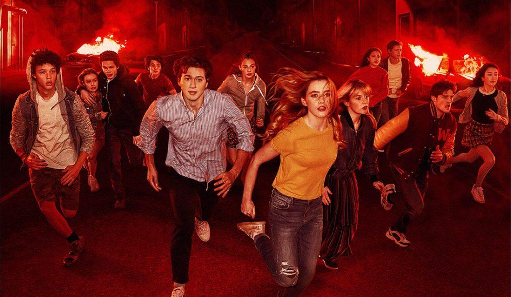 Risultati immagini per the society serie tv