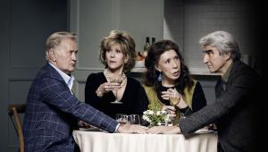 Grace e Frankie serie tv: nemmeno per i nonni dei Millennial è troppo tardi per amare