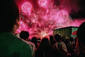 Per gli hanabi, fuochi artificiali giapponesi, l'estate 2019 sarà la fiammata del cigno?